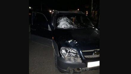 Воронежский СК ищет свидетелей ДТП, в котором пьяный водитель переехал подростков