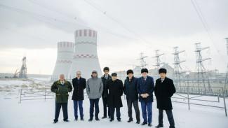 Нововоронежские атомщики поделились опытом с делегацией из Узбекистана