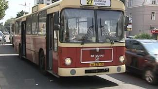 Автобусы Воронежа ждёт проверка на экологичность