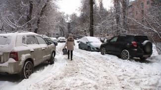 После крупного снегопада мэрия не стала штрафовать УК за неубранные дворы