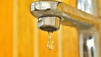 Где в Воронеже отключат горячую воду на неделе с 19 по 25 июля