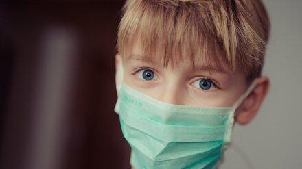 В Воронежской области детская заболеваемость ковидом за месяц возросла на четверть