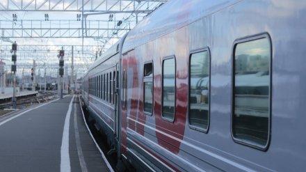 Поезд «Воронеж – Москва» загорелся в пути у Рязани