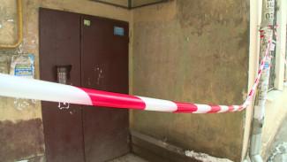 В Воронеже коммунальщики объяснили шуткой перекрытыйиз-за сосулек вход в подъезд
