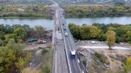Под Воронежем начали разворовывать семилукский мост