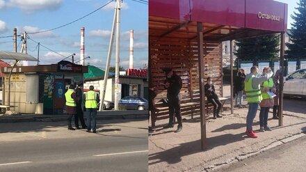 Воронежцы начали замечать в автобусах проверяющих соблюдение масочного режима