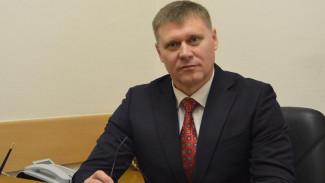 Главой управления мэрии Воронежа стал силовик из Москвы