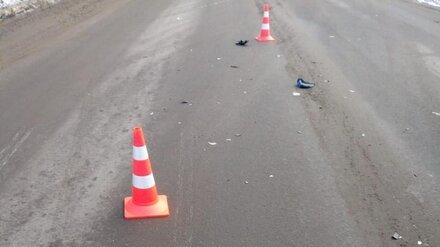 Иномарка сбила 10-летнего мальчика на переходе в воронежском райцентре