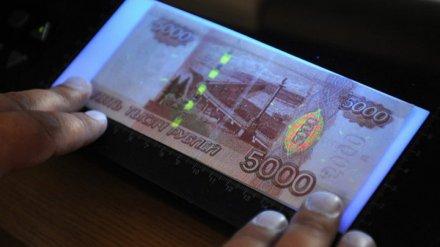 Трое парней из Воронежа расплатились в магазинах фальшивыми  400 тыс. рублей
