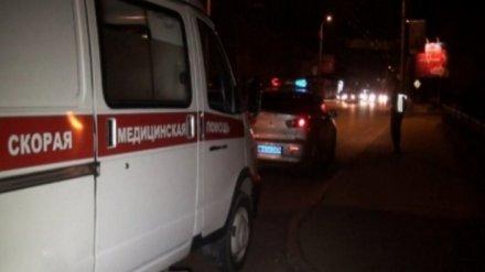 Компания молодёжи разбилась в ночной аварии под Воронежем