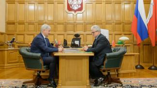 Воронежскому губернатору рассказали о сдаче в эксплуатацию энергоблока №7 Нововоронежской АЭС