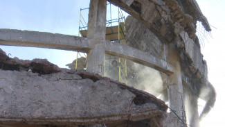 Воронежскую Ротонду начали отмывать от грязи и пыли