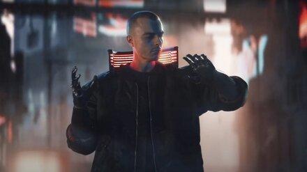 Воронежский киборг снял видео в стиле новой популярной игры Cyberpunk 2077