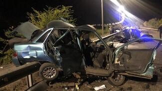 Число жертв жуткой аварии в Воронежской области выросло до пяти