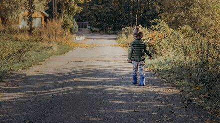 В Воронеже неизвестный водитель сбил 6-летнего мальчика и скрылся