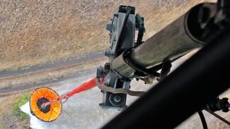 На Воронежскую область сбросили 911 тонн воды: появились фото и видео из кабины вертолёта