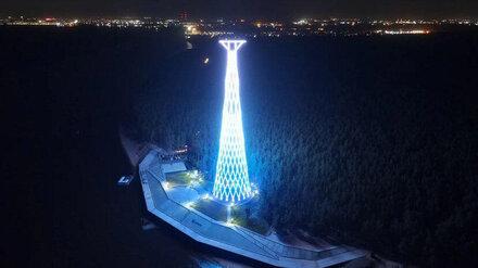 Шуховскую башню на Оке торжественно открыли после реконструкции