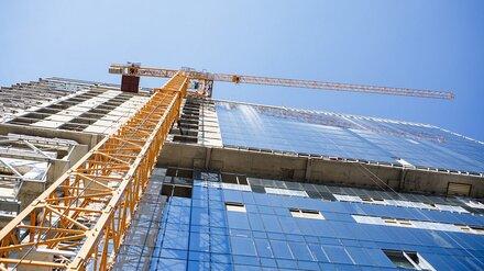 В Воронеже на торги выставили недостроенную многоэтажку в Железнодорожном районе