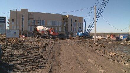 Под Воронежем началось строительство долгожданного школьного стадиона