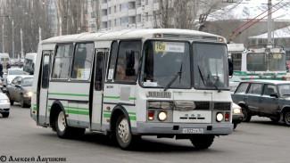 Два автобусных маршрута продлят в Воронеже с 1 марта