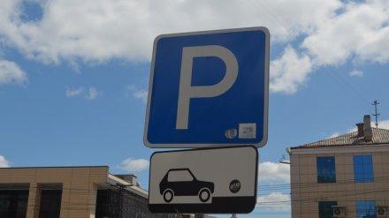 Кто сэкономит на платных парковках. Мэрия Воронежа объявила скидки для воронежцев