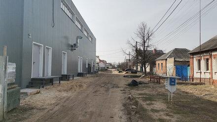 Частный сектор в Воронеже оказался в плену торговых центров