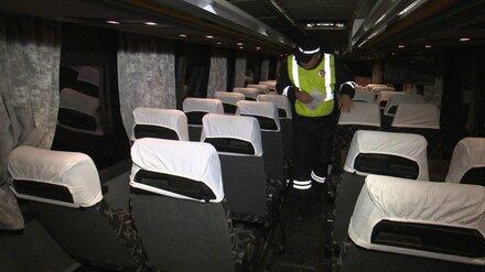 В Воронеже после сплошных проверок автоинспекторы наказали 140 маршрутчиков