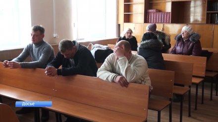 В Воронежской области вступил в силу приговор бутурлиновским бутлегерам