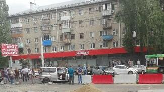 В Воронеже в столкновении иномарок пострадал 4-летний ребёнок