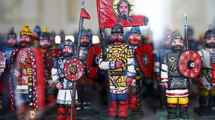 Музей имени Крамского покажет воронежцам царских кукол