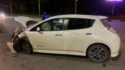 В Воронеже две женщины пострадали в лобовом ДТП