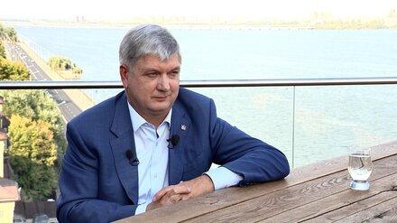Воронежский губернатор отчитается о работе в прямом эфире в соцсетях