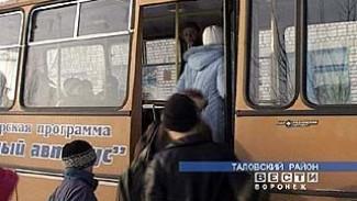 Проблема с финансированием Таловских школьных автобусов не решена