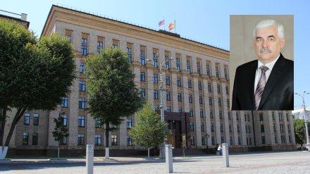 Получившего «золотой парашют» вице-губернатора уволят из воронежского правительства