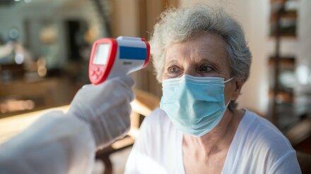 В Воронежской области выявили 486 случаев коронавируса за сутки