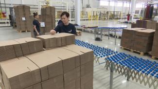 Под Воронежем экологичную картонную упаковку будут делать роботы