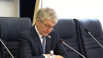 Спикером Воронежской городской думы снова стал Владимир Ходырев