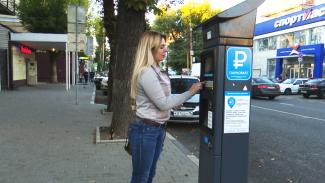 В первый день ввода в Воронежа платных парковок горожане прикинулись незнайками