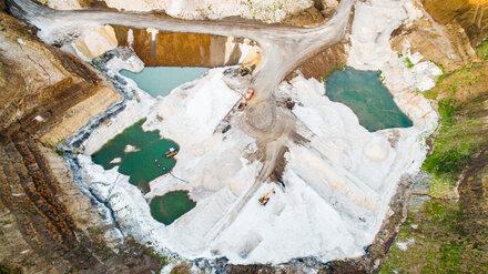 Воронежцам показали завораживающие фото второго Белого колодца