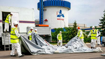 Нововоронежская АЭС показала готовность к природным катастрофам и техногенным ЧП