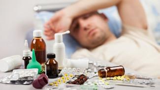 Число заболевших гриппом и ОРВИ в Воронежской области выросло на треть