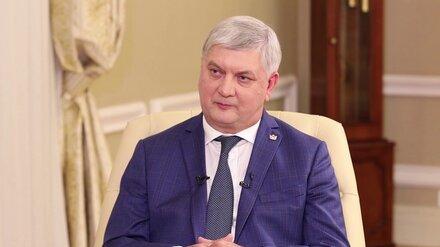 Воронежский губернатор пожаловался на атаку фейк-аккаунтов