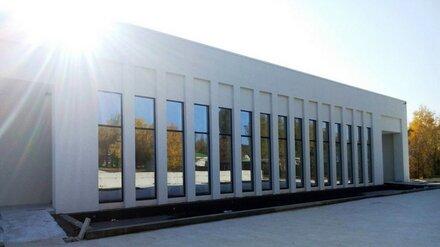 Воронежский крематорий может войти в число лучших архитектурных проектов 2020 года
