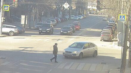 В Воронеже водитель пойдёт под суд за смерть пенсионерки на пешеходном переходе