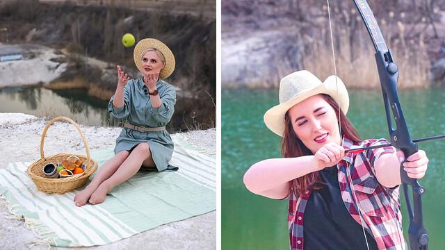 Пикник на скалах vs ковбойский отдых. Как провести время в воронежском Белом колодце