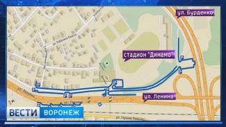 Возле парка «Динамо» появится бесплатная парковка почти на 450 мест