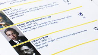 В отделении Российского военно-исторического общества выбрали имя для воронежского аэропорта