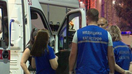 Воронежские врачи заявили об отсутствии ран от осколков у пострадавших при взрыве в автобусе