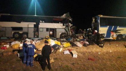 Ещё одна пострадавшая в ДТП с 2 автобусами под Воронежем умерла в больнице
