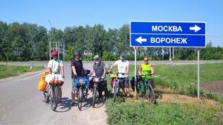 Знаменитый путешественник Павел Конюхов присоединился к велопоходу от Москвы до Воронежа